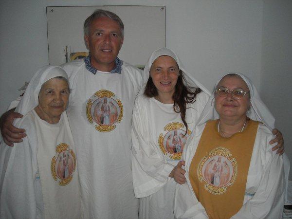 T moignage de christian for Dame blanche miroir minuit